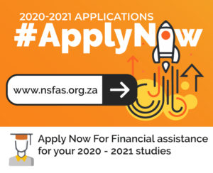 2020-2021 NSFAS Applications